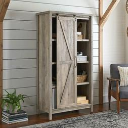 Better Homes and Gardens Modern Farmhouse Storage Cabinet, R