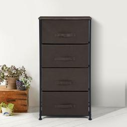 NEW Storage Cabinet File Cabient Rack 4 Drawer for Home Kitc