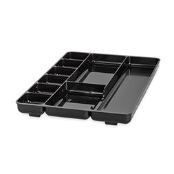Rubbermaid Regeneration 9-Section Drawer Organizer, Plastic,