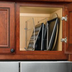 """Rev-A-Shelf TWO Kitchen Cabinet Sink or Base 12"""" or 18"""" Tray"""