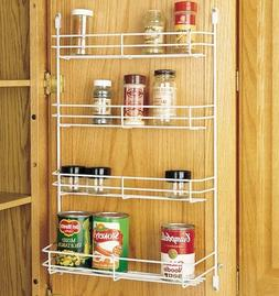 Rev-A-Shelf RS565.8.52 Rev-A-Shelf Door Mount Wire Spice Rac