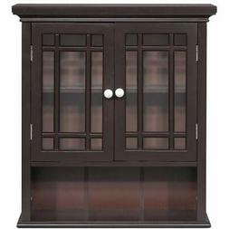 """SALE Neal Wall Cabinet With 2-Door And Shelf Kitchen """" Dinin"""