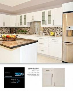 Solid 100 % Wood RTA Cabinet Sample Door, Kitchen Cabinets,