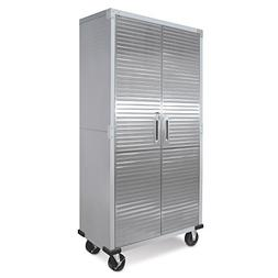 UltraHD Tall Storage Cabinet - Stainless Steel
