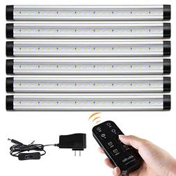 Albrillo LED Under Counter Lighting Remote Control with Time