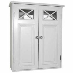 "Elegant Home Fashions Virgo 2-door Wall Cabinet - 22""h x 18"""